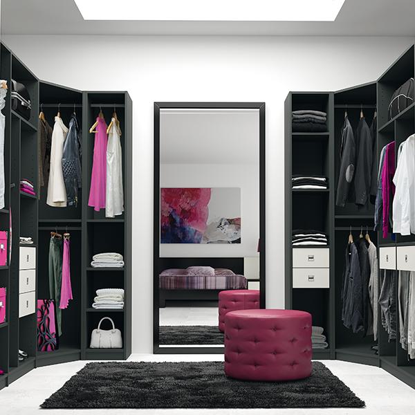 Dressing : tous nos conseils pour l'aménager au mieux