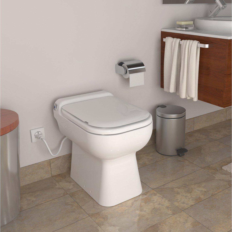 WC Sanibroyeur : Sanitaire broyeur